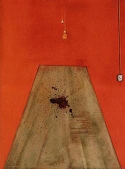 Bacon - Blood on the floor