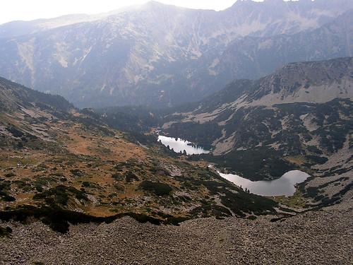 Горното и Рибното Василашки езера