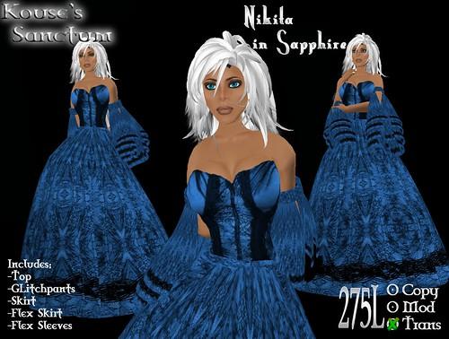 Nikita - Sapphire