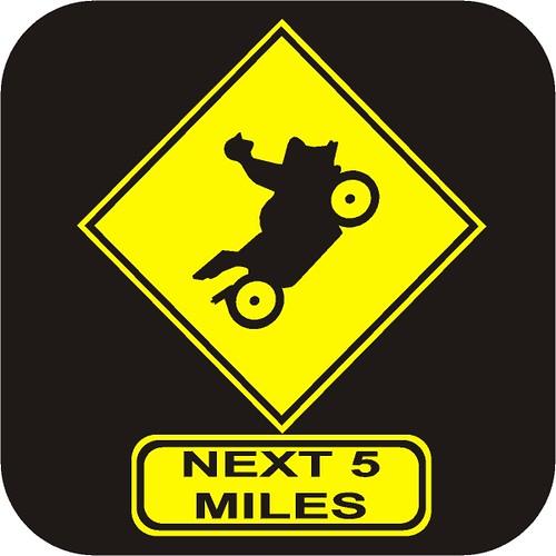 Stuntroad Sign