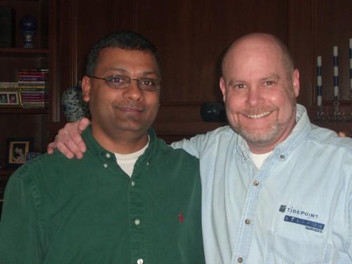 Me and Suresh