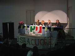 Foto dei relatori del Convegno