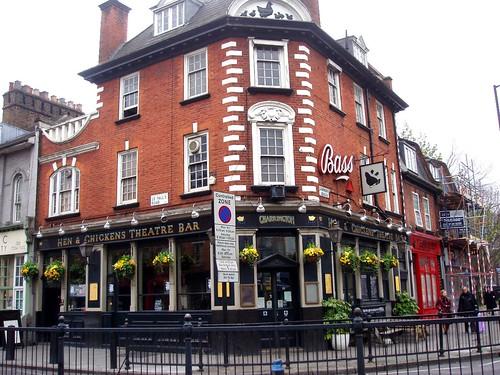 Hen & Chickens Theatre Bar (Canonbury N1)