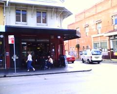 Chill café restaurant, newtown