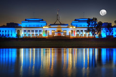 Old Parliament House, Australia