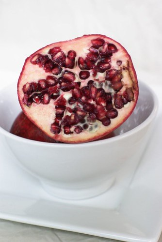 Taste of Summer - Pomegranate fruit by you.