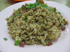 Fried Rice- King fire seafood(Relau)