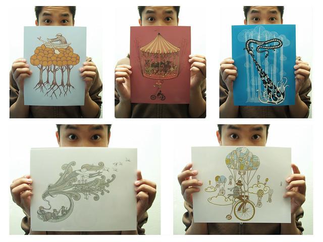 Day 127 | Prints, Prints, Prints