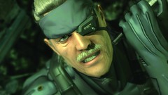 Snake en Metal Gear Solid 4