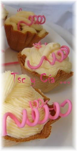 cupcake barquillo 2