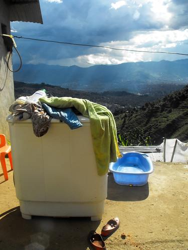 Lavadora Barrio Villa Turbay