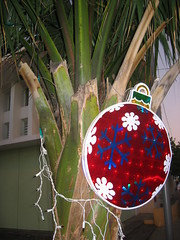 Culebra xmas decoration