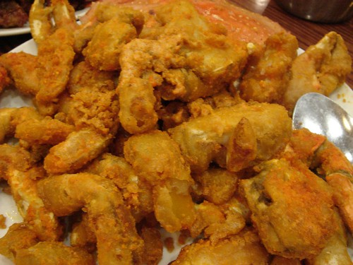 KL1 Restaurant: Amazing Geoduck and Salted Duck Egg Battered Dungeoness Crab! - 6