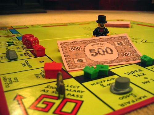 337/365: The Big Money