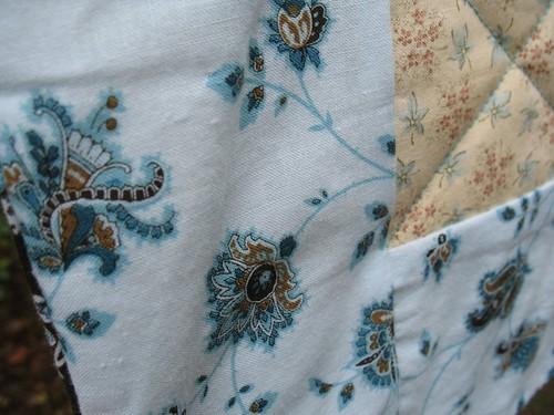 Front Border Fabric