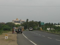Rathna Giri Murugan Temple on the way to Vellore