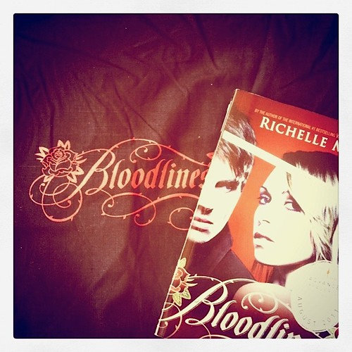 Bloodlines Giveaway