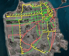 SF Bus Rapid Transit Dream (Citywide)