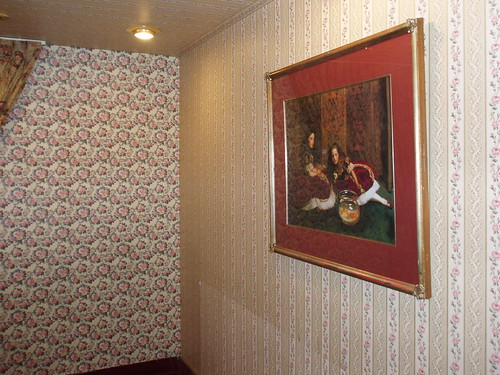 A Wallpapered Room