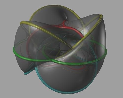 Trefoil monodromy Klein 6
