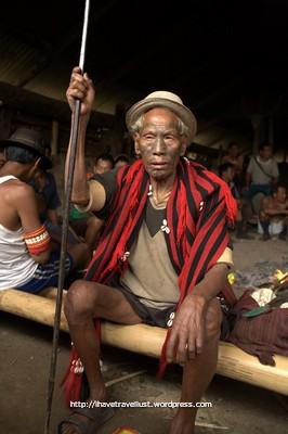 Faces of Nagaland