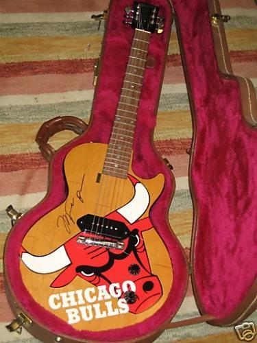 Michael Jordan's Guitar