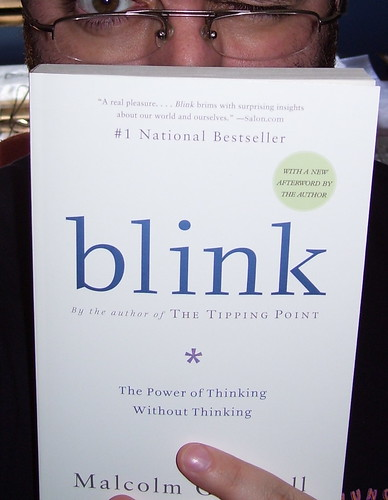 Blink, de Malcolm Gladwell
