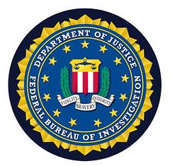 Federal Bureau of Investigation Seal