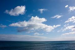 Hawaii Day Southern Skyline