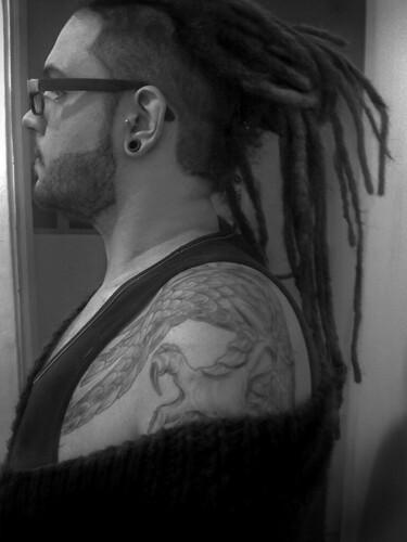 rasta. rastafari. rɑstɑ ✖. tattoo