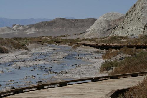 Salt Creek Death Valley