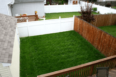 Time Lapse: Lawn Mowing