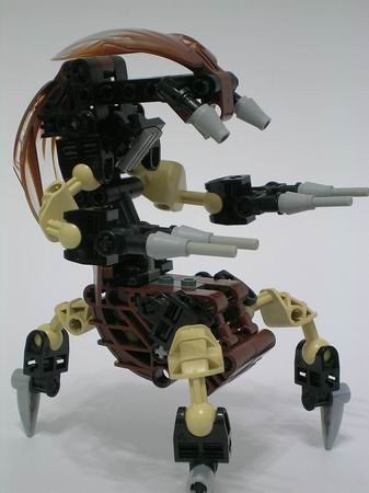 Bionicle Droideka By Hyf326 The Brothers Brick The Brothers Brick