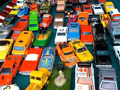 Matchbox cars @ garage sale