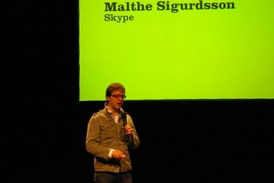 Malthe Sigurdsson - Skype