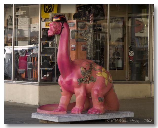 Gizmo's Dinosaur
