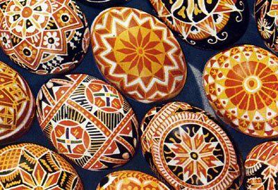 Resultado de imagen para historia de los huevos de pascua
