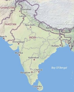Yahoo! Maps India with Driving Directions | Journey of the ...