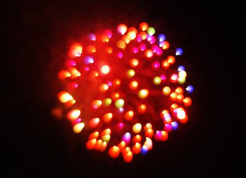 Christmas Lights Firework