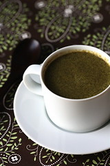 (Some) Cream of Kale Soup  2