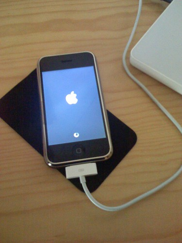 Liberando iPhone