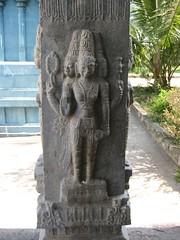 Maha Mandapa Sculpture - Brahma