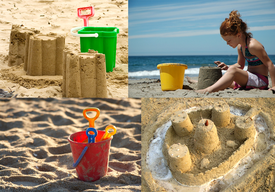 Sand Castle ice cream