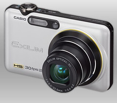 Casio Exilim High Speed: Digital Cameras