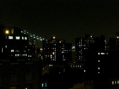 LES At Night