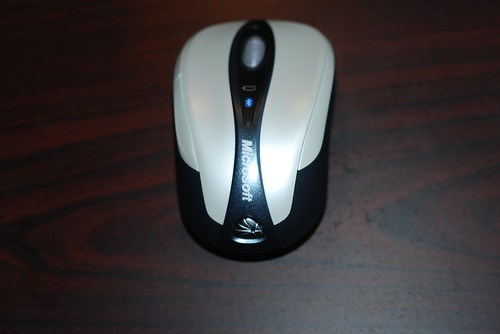 Microsoft Bluetooth Mouse 5000