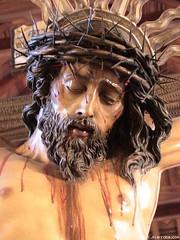 Señor Jesucristo de las Penas, Elche.