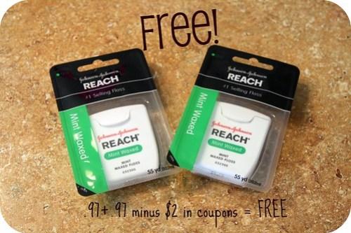 Freebies w/coupons!