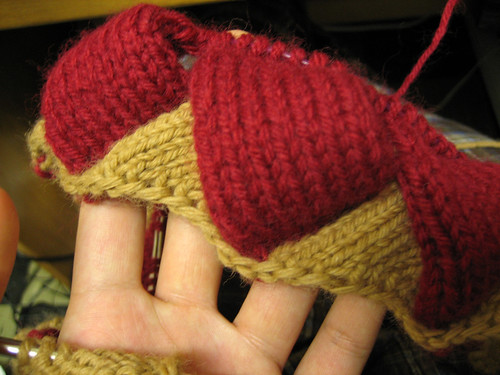 entrelac for beginners
