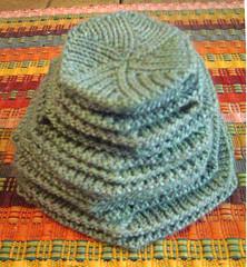 spiral scarf pyramid